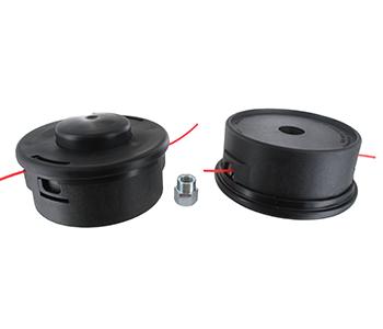 Professionele halfautomatische maaikop (tap-and-go) in een 2-draads uitvoering. Wordt geleverd inclusief 1 adapter (M12 x 1,5 LHF) zodat hij te combineren is met de meest voorkomende modellen STIHL bosmaaiers. Geschikt voor machines met een cilinderinhoud van >35 cc. Vervangt origineel STIHL 40-2, 4003-710-2189.