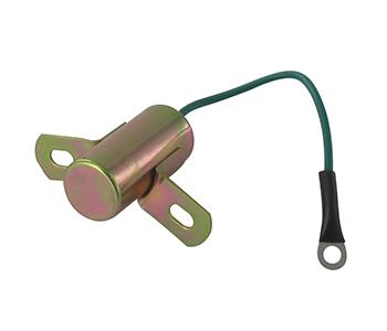 Condensator voor BERNARD series 110 en 112. Vervangt origineel: 003545.