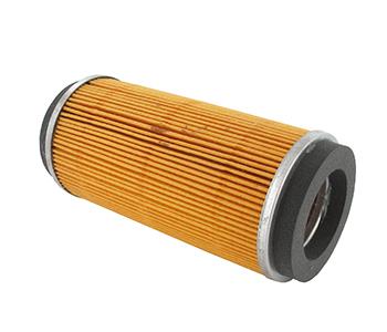 Air filter KUBOTA. H: 185mm, diam. ext: 85mm, diam. int:46mm. Replaces original 67980-82630.