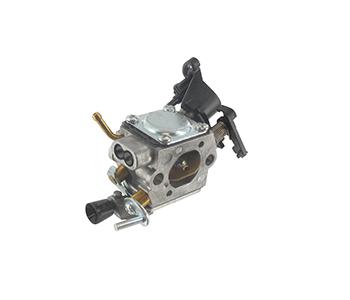 Carburator voor HUSQVARNA kettingzaagmodellen 445, 445E, 445II, 450E, 450II. Vervangt origineel 5064504-01 - ZAMA C1M-EL37B.