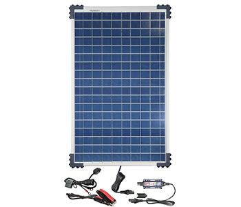 Zonnepaneel voeding 40watt (max.) volt 12 v nominaal 22v maximaal. Laadampères 7A